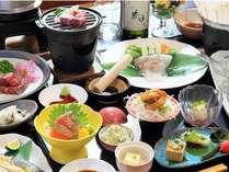 こだわりの食材、味つけをじっくり味わって頂きたい料理の数々です。