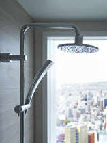 デラックスコーナーツイン(ビューバス)バスルーム一例