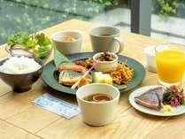 朝食 和食イメージ画像