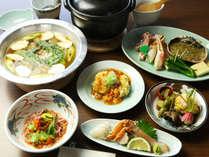 厳選された食材を絶景と共に-新食感和食コース-厳選新感和食コース-
