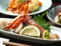 冬の味覚を日本三景を眺めながら-地カニミックスコース-