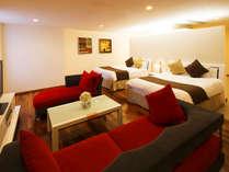 ■最上階ジュニアスイート<75平米>■ 「贅沢×プライベート」を重視した、最上階にただ一つのお部屋