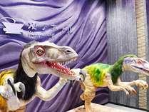 フロント(恐竜ヴェロキラプトル)