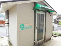 ペット宿泊用の施設「ペッドリーム」城崎温泉では珍しい、ペットをお預かりできる宿です。