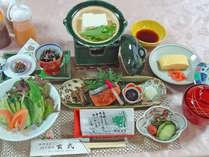 【朝食一例】ご朝食の一例。朝の活力♪