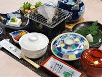 【朝食一例】朝に落ち着く和食をご用意いたします。
