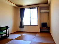 *【リニューアル和室一例】畳のお部屋でのんびりと。靴を脱いでゆったりお過ごしください。