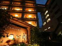 本館と別館『花の館 椿』は6階の渡り廊下で繋がっています。