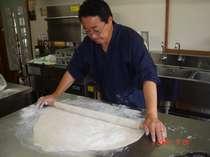 そば打ち、パン作りも!♪