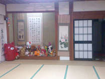 *【別邸 東兵衛屋敷】一番手前の和室15畳