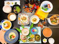 例:秋のお料理