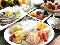 朝食バイキングイメージ(和定食orバイキングの選択は不可)