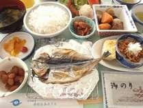 朝食和定食イメージ(和定食orバイキングの選択は不可)