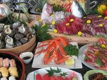 【平日割】2月3月の平日がお得!本ずわい蟹食べ放題バイキングぷらん