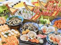 【9月29日割引】秋の房総旅行!食欲の秋を満たす海鮮浜焼きと和洋中バイキング