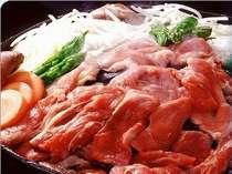 ☆シーズンファイナル特価プラン(2食付)夕食はジンギスカンの食べ放題