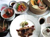 【web予約限定】ホテル宿泊プラン2食付☆夕食はオリジナルコース