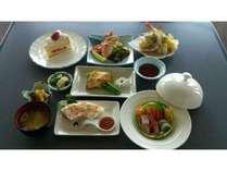 【web予約限定】ホテル宿泊プラン2食付☆和食ディナーコースプラン♪