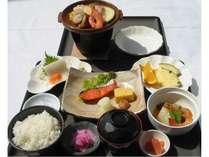 朝食(和定食)イメージ