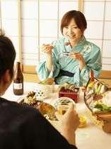 【1日5組限定】舟盛り付お部屋食☆10800円プラン