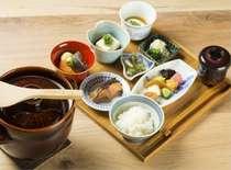 【金沢朝御膳】地元の食材と炊き立て土鍋ごはん ※写真はイメージです