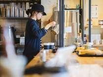 【COFFEE STAND by HUM&Go#】旅のお供に淹れたてのハンドドリップコーヒーを!