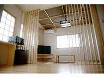 4名様までご利用可能な広々和室(3階)