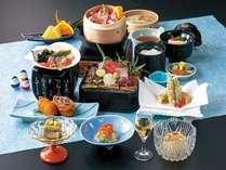 8月Web限定割引「夏休み」季節の味わいを満喫する「美人の湯プラン」