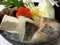 2月限定「選べる鍋プラン」/鱈塩鍋