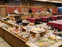 『あさまの田舎バイキング』郷土料理中心のうれしい20種類の朝ごはん