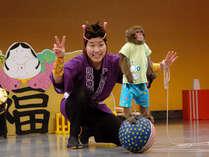 *【阿蘇猿まわし劇場】芸達者なお猿さんが笑わせてくれますよ♪
