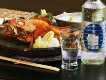岩手が誇る高級魚・キンキをどうぞご賞味ください!