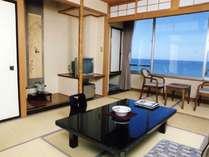 客室一例~日本海を一望できるお部屋~