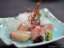 ■【ご夕食一例】季節のお造り ※イメージ