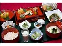 スパスイート特典☆大人気の長寿朝食をルームサービスにていかがですか?(チェックイン時要予約・21時迄)
