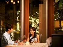 沖縄食材を豊富に使用した創作ディナーをお楽しみください。