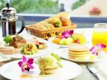 セミビュッフェ朝食/イメージ画像