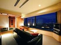 金沢を贅沢に満喫できるレジデンシャルスイートの客室