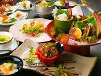 ■和食 関鯵会席■大分から世界へ、最高級ブランドの関鯵尽くしの、贅沢会席