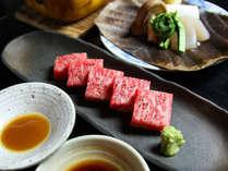 料理のイメージ:飛騨牛陶板焼き