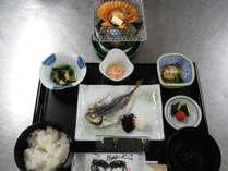 【朝食付】隠岐産こしひかり&お味噌汁がおかわり自由