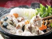【12月~2月 超食べ放題祭】12月は天然真ふぐ てっちり食べ放題
