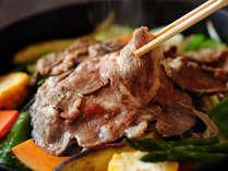**ジンギスカン(イメージ)/ラム肉はくせになる美味しさです♪