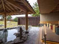 【大浴場】名湯の名にふさわしい歴史ある霧島の湯。源泉は霧島温泉郷を代表する丸尾温泉。