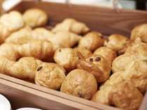 【朝食】パンイメージ※日によって、パンの種類が変わります。