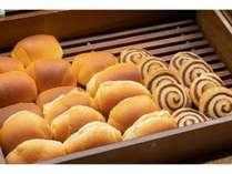 【朝食】パンコーナー一例