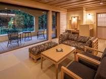 ラビスタ霧島ヒルズ唯一の和室のお部屋畳をお愉しみください。
