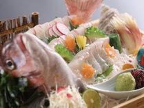 【記念日プラン】おめでとう☆贅沢海の幸(鯛の姿造りをグループに1匹)!五大特典付