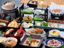 【じゃらん限定☆海老料理】海老会席 彩irodori~海の見える☆ ご夕食はお部屋