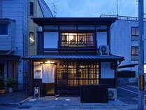 築100年以上。風情溢れる京町屋。